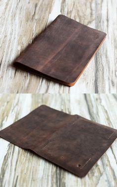 Personalized Leather ipad mini Case iPad Case ipad by ExtraStudio