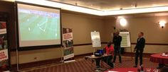 UEFA Pro Licence Course - In-depth analysis using #SportsCode #Coda