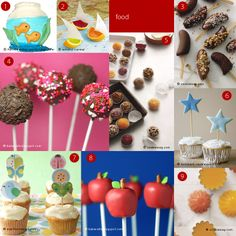 nice food ideas for kids parties