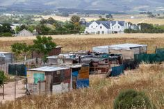 Former farm workers and their families on Longlands Farm near Stellenbosch are fighting for housing in the face of the development of a luxury estate on the land. Luxury Estate, Outdoor Furniture Sets, Outdoor Decor, A Decade, Community, People, House, Home Decor, Decoration Home