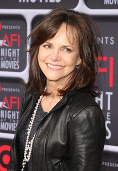 HOLLYWOOD, CA - APRIL 24: Sally Field attends the AFI Night At The Movies presented by Target held at ArcLight Hollywood on April 24, 2013 in Hollywood, California. (Photo by JB Lacroix/WireImage) via @AOL_Lifestyle Read more: http://www.aol.com/article/2016/03/15/sally-field-slams-spider-man-role-on-howard-stern/21328024/?a_dgi=aolshare_pinterest#slide=3832166|fullscreen