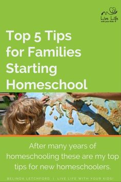 So much to take in when you are starting to homeschool but these 5 things will…
