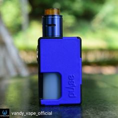 Credit to @vandy_vape_official : Anyone's using the Mesh RDA on squonk mode? #vandyvape #pulsebfbox #pulsebfmod #pulsesquonkbox #squonkbox #vape
