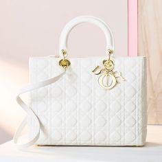 Covet this Christian Dior handbag.