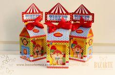 Personalizados Festa Circo