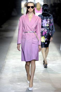 Dries Van Noten Spring 2011 Ready-to-Wear Fashion Show - Anastasia Kuznetsova