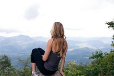 highlands NC hiking