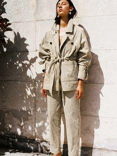 Mara Hoffman, Mode Chic, Mode Style, Fashion Show, Fashion Outfits, Womens Fashion, Fashion Blogs, Nice Outfits, Fashion Fashion