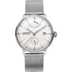 Junkers 6060M-5 Bauhaus - beautiful Bauhaus style with the added beauty of the Milianas wrist band.