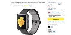 I want an Apple Watch ⌚️👌🏽#Apple #wearable #watch #smartwatch #fashion #technology