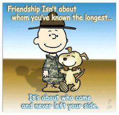 Snoopy friendship ~ღ~