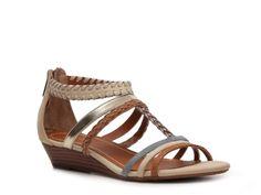 Nicole Freestyle Wedge Sandal
