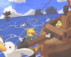 ... We've got ourselves a lot of Zelda today huh? XD