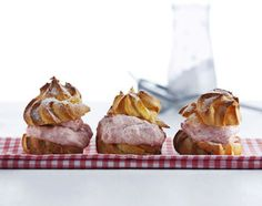 Engelträumchen - Rezeptdatenbank - Swissmilk Organic Matter, Baked Potato, Muffin, Baking, Breakfast, Ethnic Recipes, Desserts, Food, Tips