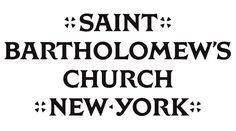 Saint Bartholomew's Church logo—Original Champions of Design