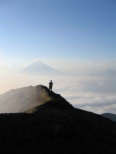 Vulkaan Ascents