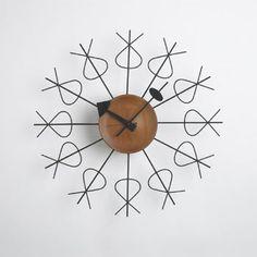 George Nelson clock for Howard Miller (clock model 4775)