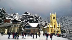 Fullonwedding-Hill station honeymoon,here are 5 places in india you can visit-Honeymoon palnning-shimla