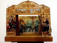 professional puppet theater - Google Search