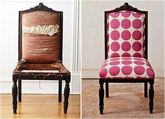 Revive old furniture