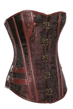 Newest addition to our catalogue Vintage, Gothic, ...  Follow Link http://sexyheksie.myshopify.com/products/vintage-gothic-overbust-steel-boned-corset-lb-l42676-1-2-sizes-s-6xl