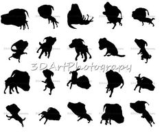 Labrador dog Silhouettes  Print Sticker image drawing  PNG