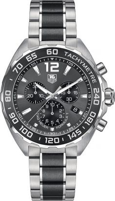 TAG Heuer Watch Formula 1 #basel-15 #bezel-fixed #bracelet-strap-ceramic #brand-tag-heuer #case-material-steel #chronograph-yes #date-yes #delivery-timescale-call-us #dial-colour-grey #gender-mens #luxury #movement-quartz-battery #new-product-yes #official-stockist-for-tag-heuer-watches #packaging-tag-heuer-watch-packaging #style-sports #subcat-formula-1 #supplier-model-no-caz1111-ba0878 #warranty-tag-heuer-official-2-year-guarantee #water-resistant-200m