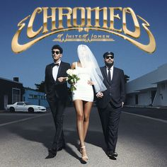 Saved on Spotify: Jealous (I Ain't With It) by Chromeo