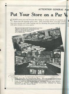 #1920s #b2b #stlouis #stl  #GeneralStore #Wholesaler Advertisement- Butler Brothers