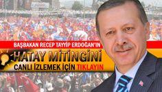Ak Parti Hatay Mitingi CANLI - http://www.hatayvatan.com/ak-parti-hatay-mitingi-canli.html