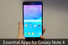 10 of the Best Samsung Galaxy Note 4 Apps