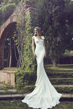 IBlog OMG I'm Engaged - Vestido de Noiva Pronovias. Wedding dress.