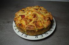 Zin Om Aan De Slag Te Gaan Met De Airfryer? Maak Nu Snel En Eenvoudig Dit Heerlijke Pizza Brood Uit De Airfryer! Maar 3 Ingrediënten Nodig!