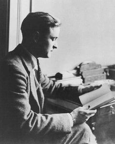 'I love her, and that's the beginning and end of everything.'  -- F. Scott Fitzgerald - @Mlle