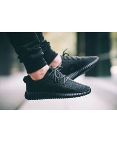 adidas Yeezy 350 Boost Pirate Black release date, retail price, retail locations, on-feet images and more. The adidas Yeezy 350 Boost Pirate Black debuts Yeezy Boost 350 Noir, Yeezy Boost 350 Schwarz, Yeezy Boost 350 Black, Yeezy 350, Tenis Adidas Yeezy, Tenis Converse, Kenye West, 350 Boost, High Fashion