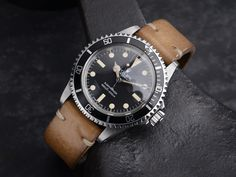 Curated 'Camo Sapper' Rolex 5513 Maxi Mk2 Submariner