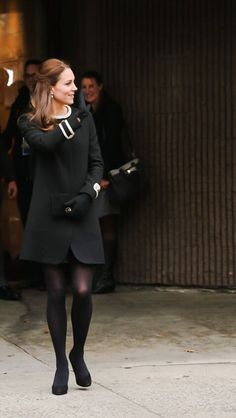 Princess Kate in NYC December 2014