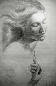 Resultado de imagem para desenhos e pinturas de khalil gibran