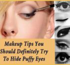 5 Magical Makeup Tips You Can Apply On Droopy Eyelids Eye Makeup Tips, Makeup Tricks, Droopy Eyelids, Magical Makeup, Eye Lift, Minimize Pores, Puffy Eyes, Skin Care Regimen, Good Skin