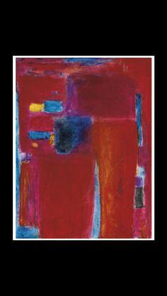 "Nicola de Maria - "" Testa "", 1982/83 - Oil on canvas - 80 x 60 cm"