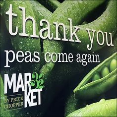 Catchy phraseology and imagery help this Peas-Come-Again Thank-You-Sign stand out from the commonplace retail goodbye. Thank You Sign, Customer Appreciation, Hot Soup, Marketing, Signs, Shop Signs, Sign, Signage, Dishes