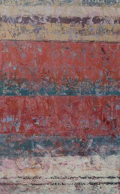"""della terra XI, oil on panel, 32""""x 20"""""""