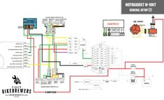 Simple Motorcycle Wiring Diagram for Choppers and Cafe Racers – Evan Fell Motorcycle Works