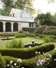 Howard design studio portfolio landscape garden grounds
