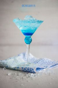 PIĄTKOWE BLUE CURACAO