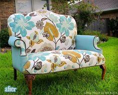 Incredible furniture settee