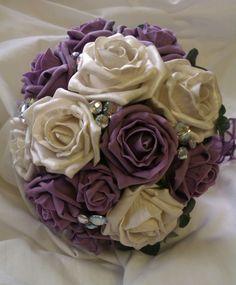 Foam Roses Bouquet £35