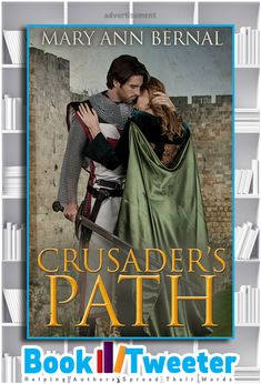 Crusader's Path by Mary Ann Bernal is in the BookTweeter bookstore. Alfred The Great, Historical Fiction Novels, First Knight, First Novel, Funny Stories, My Books, Ann, Tours, St John's
