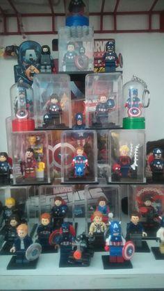 Unmask lego Legos, Captain America, Home Appliances, House Appliances, Lego, Appliances, Logos