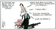 Vino y girasoles...: Los lapsus de Mariano.